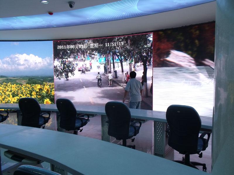 兰州城关区数字管理中心