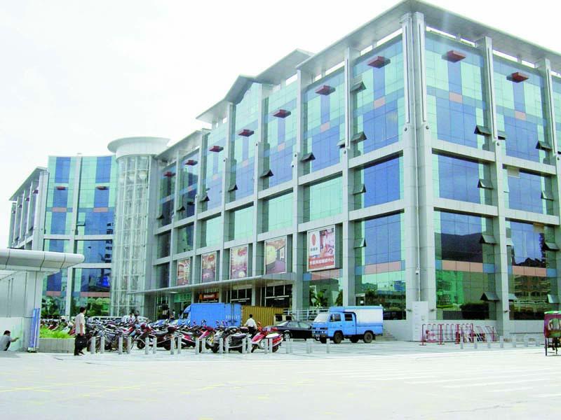 深圳市五星级大酒店
