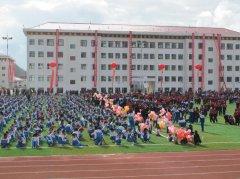 青海玉树八一学校校园网络、可视视频会议系统